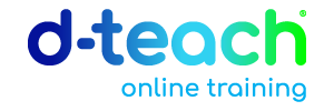 d-teach online training
