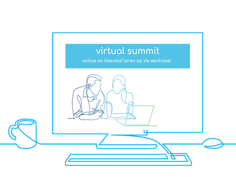 Virtual summit | Online and blended learning in the workplace