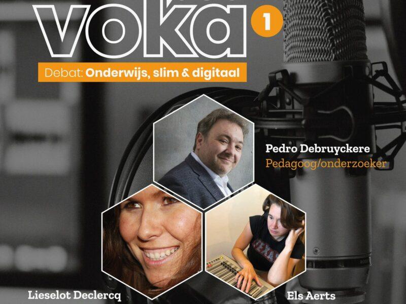 VOKA podcast: onderwijs, slim & digitaal
