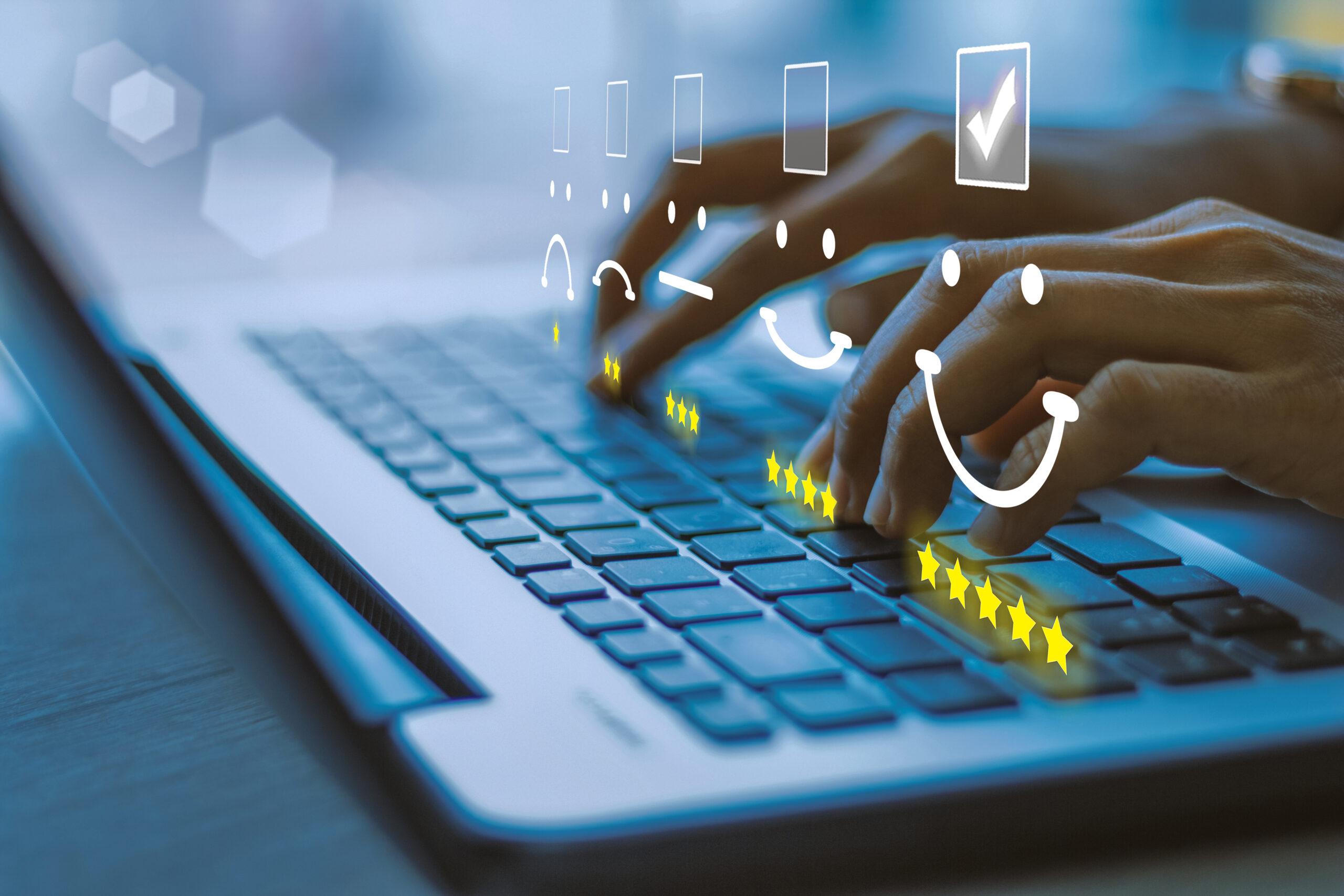 4 tips om goede online feedback te geven