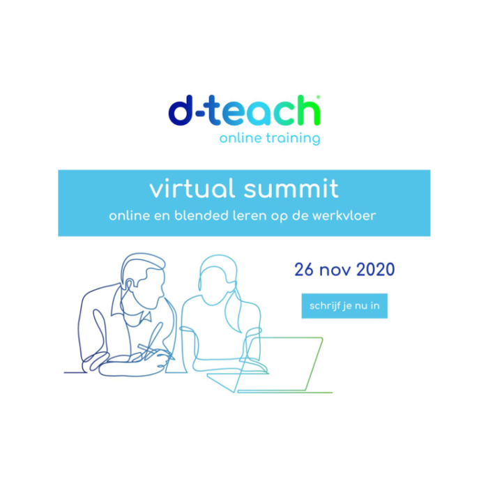 Virtual summit   Online and blended learning in the workplace