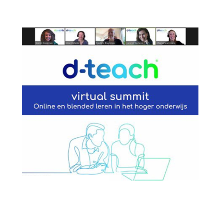 Virtual summit   Online and blended learning in higher education