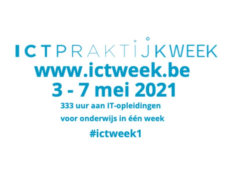 Belgian ICT in education week