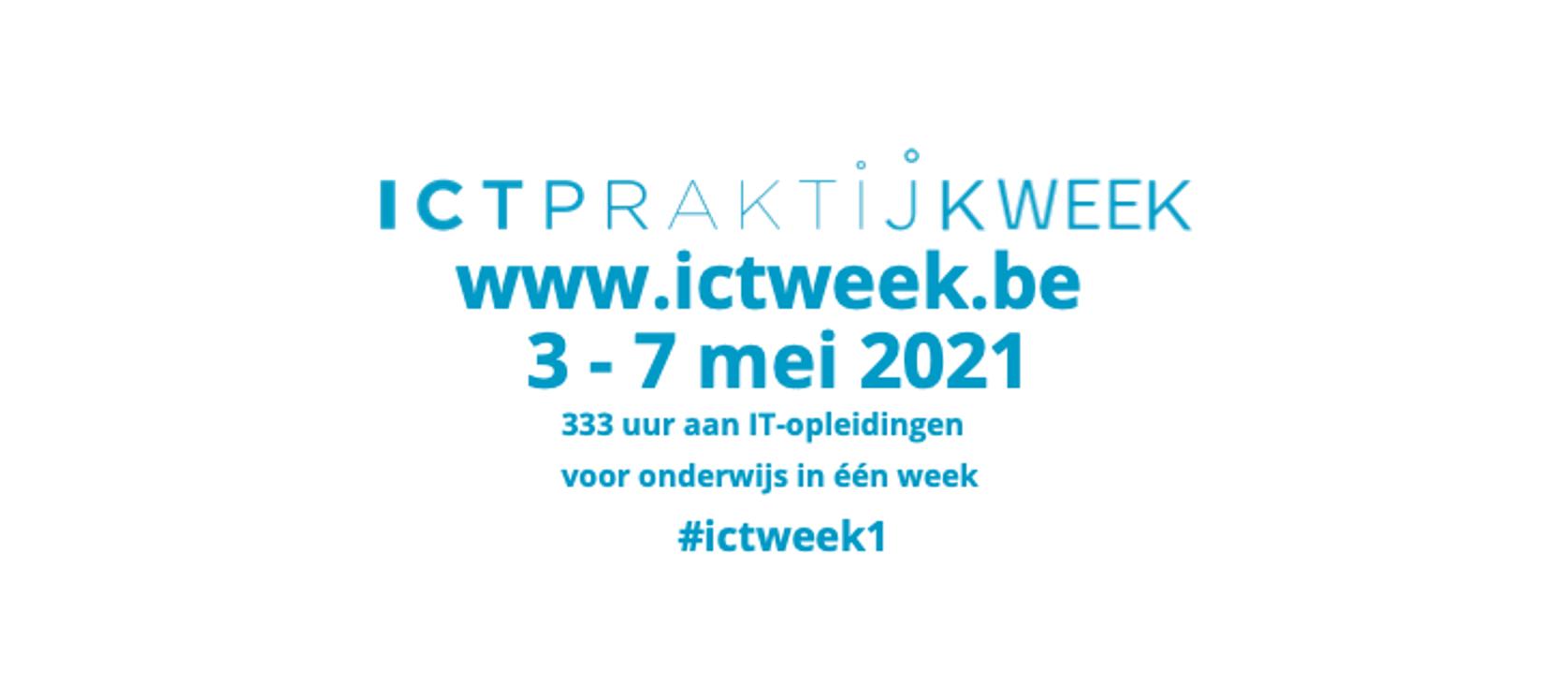 ICT-praktijkweek